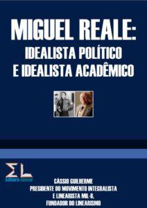Livro Miguel Reale Idealista
